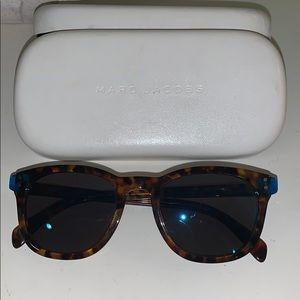 Marc By Marc Jacobs Wayfair Tortoise Sunglasses